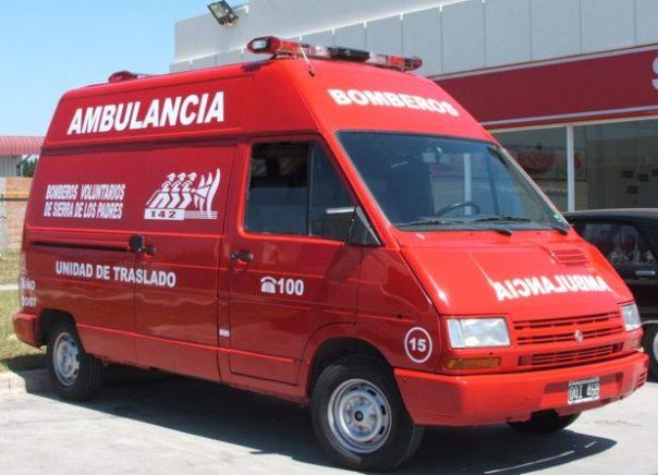 trafic ambulancia